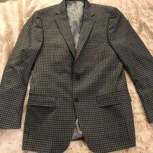 HART SCHAFFNER MARX suit jacket worn once size 40R